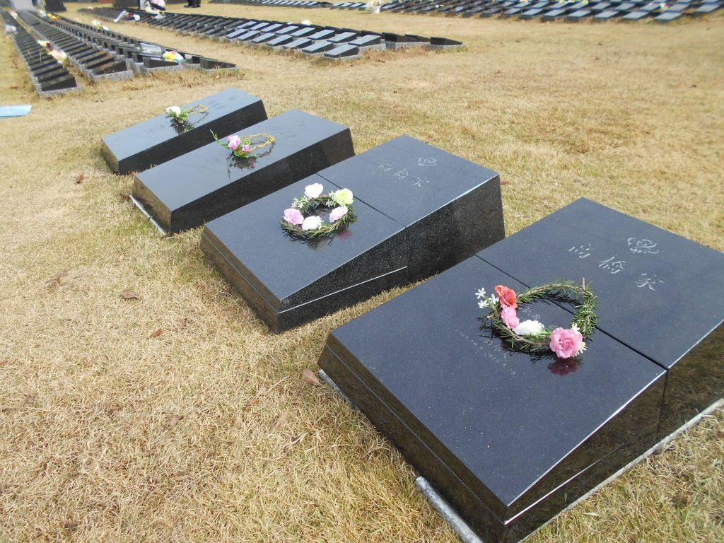 家族の永代供養墓