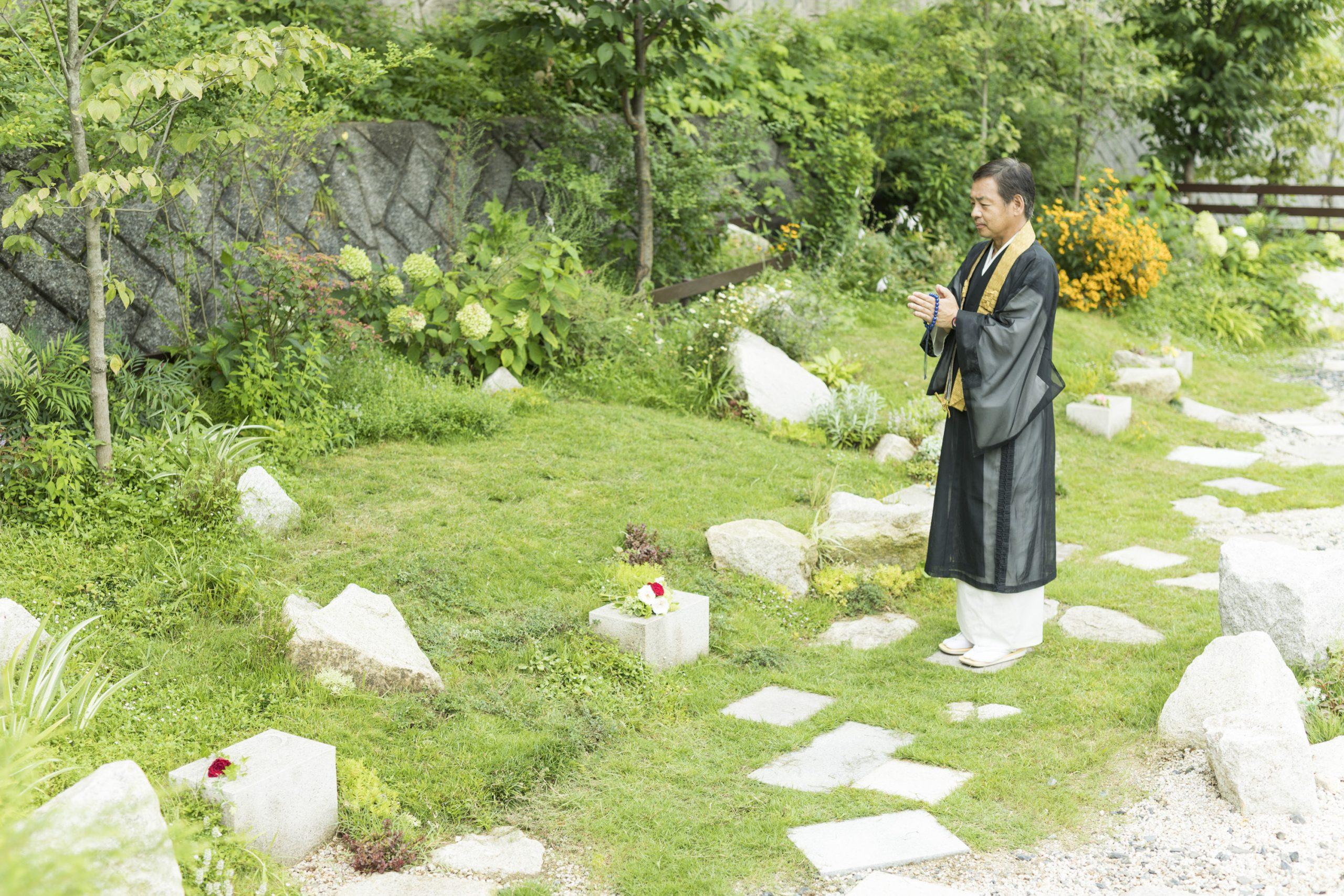 【お客様の声】月の庭:天ケ瀬メモリアル公園