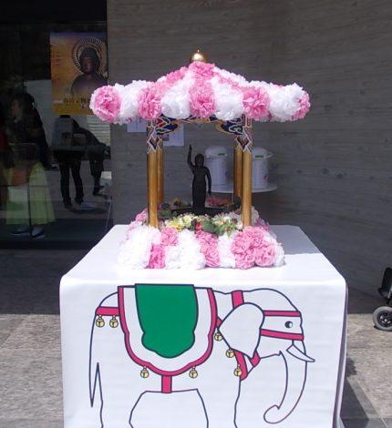 仏教のお祭り?4月8日・花まつり
